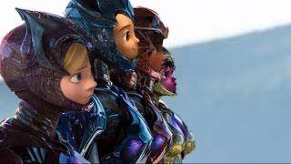 Download Trailer Disney Crossover Power Rangers Video