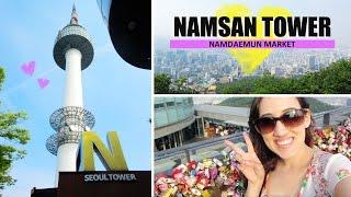Download Conoce Corea: Namsan Tower + Namdaemun Market ♥ | Hablemos de Doramas Video