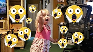 Download Sassy 2 Year Old Says The Funniest Thing | Try Not To Laugh I Dare You! Video