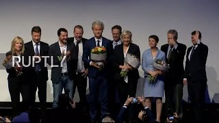 Download LIVE: 'Freedom for Europe' congress - speeches by Petry, Le Pen, Wilders and Salvini Video