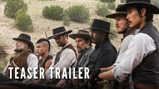 Download THE MAGNIFICENT SEVEN - Teaser Trailer (HD) Video