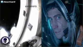 Download ALIEN MEETING? Astronaut Plagued By UFOs During Space Walk! 10/31/16 Video