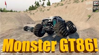 Download Spin Tires   CAMBERGANG MONSTER GT86!   Multiplayer Racing Video