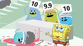 Download SpongeBob's Game Frenzy Vs Dumb Ways To Die - Not to Be Fool Around Valentine's Day Video
