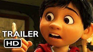 Download Coco Official Trailer #5 (2017) Gael García Bernal Disney Pixar Animated Movie HD Video