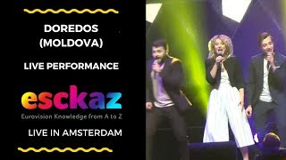 Download ESCKAZ in Amsterdam: DoReDos (Moldova) - My Lucky Day Video