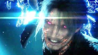 Download FINAL FANTASY XV ENDING Boss Battle Noctis Vs Ifrit & Adryn Izunia Gameplay (PS4) Video