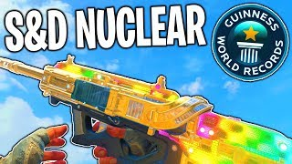 Download WORLDS FIRST ″SEARCH AND DESTROY″ NUCLEAR! - ″NUCLEAR″ in SEARCH AND DESTROY! (COD BO4 S&D NUKE) Video