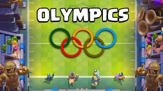 Download Clash Royale Olympics   Pentathlon Challenge Video