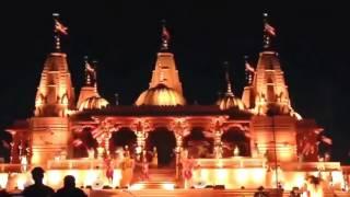 Download BAPS Nagar Mahotsav Temple Light Show in Surat 2017 Video