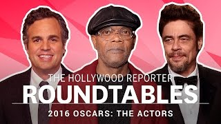 Download Will Smith, Samuel L. Jackson, Mark Ruffalo and More Actors on THR's Roundtables | Oscars 2016 Video
