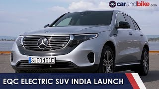 Download EQC Electric SUV India Launch Video