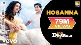 Download A.R. Rahman - Hosanna Best Video|Ekk Deewana Tha|Amy Jackson|Prateik Babar|Leon|Suzanne Video
