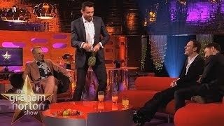 Download Hugh Jackman Nearly Chops Off His Penis - The Graham Norton Show Video