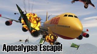 Download GTA V Mods: Apocalypse Escape Video