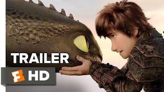 Download How to Train Your Dragon: The Hidden World Trailer #2 (2019) | Movieclips Trailers Video