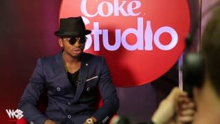 Download Diamond Platnumz - Coke Studio interview ( south africa ) Video