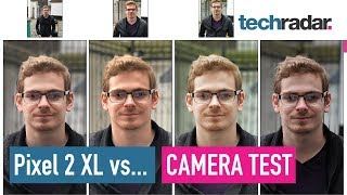 Download Pixel 2 XL vs 8 Plus, Note 8, Mate 10 Pro camera comparison Video
