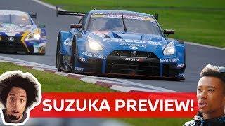 Download Jann V's Jenson Button! Super GT Suzuka 1000km Preview- NISMO NEWS Video