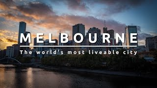 Download Melbourne Australia. The world's most liveable city. Video