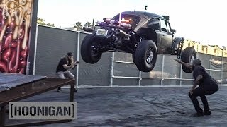 Download [HOONIGAN] DT 204: 1966 VW Dune Bug Flys High, and Falls Hard Video