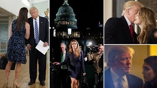 Download The Truth About Hope Hicks & Rumors She's Actually President Trump's Girlfriend Video