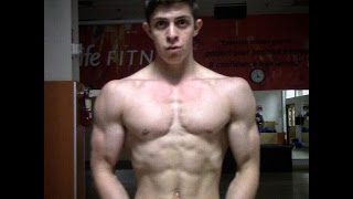 Download Chest Workout w/ 15 Year Old Chris Mantovani Video