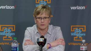 Download Lady Vol Hoops | Holly Warlick Postgame Presser (2.23.17) Video