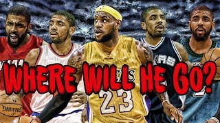 Download WHAT IF KYRIE IRVING IS TRADED? (Is Lebron Gone?) Video