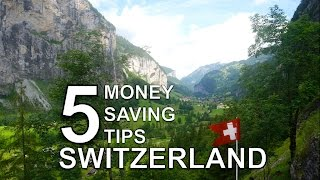 Download 5 Money Saving Tips: Switzerland on a Travel Budget Video