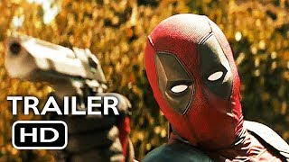 Download Deadpool 2 Official Teaser Trailer #2 (2018) Ryan Reynolds Marvel Movie HD Video
