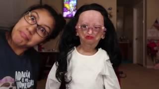 Download Adalia Rose and Miranda Sings make up tutorial Video