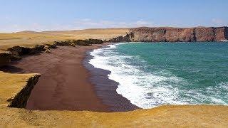 Download Paracas National Reserve & Ballestas Islands, Peru in 4K Ultra HD Video