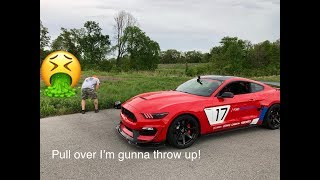 Download GT350R OWNER MAKES ME THROW UP!!! THIS CAR IS INSANE Video