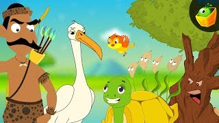 Download Panchatantra moral collections | Stories animated in Telugu | Magicbox Video