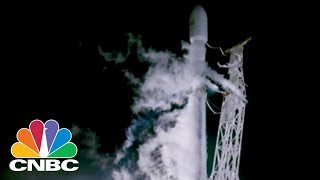 Download SpaceX Launches Falcon 9 To Deliver Satellites | CNBC Video