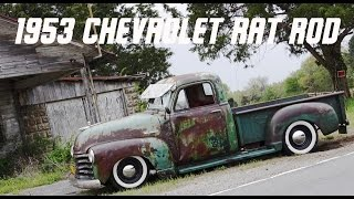 Download Today I Drive: 1953 Chevy Rat Rod [Episode 7] Video