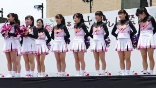 Download Cherries(チェリーズ)のチアダンス  2016/6/19 Video