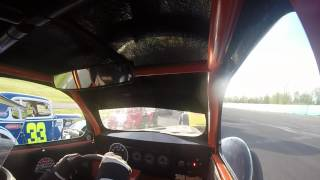 Download first race in a legend car may 20th 2017 peterboro speedway Video