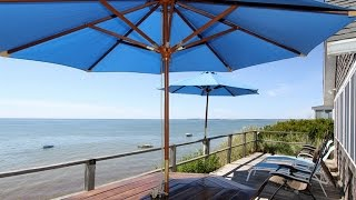 Download Quintessential Bay Beachfront Home in Eastham, Massachusetts Video