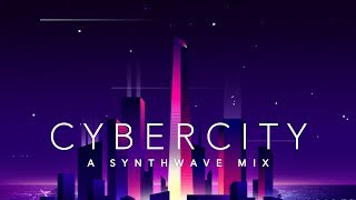Download Cybercity - A Synthwave Mix Video