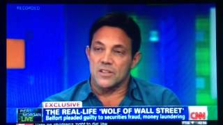 Download Jordan Belfort The real Wolf of Wall Street is selling a pen Video
