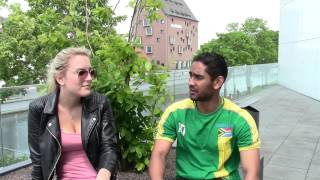 Download Interviews with foreign students University Rhine-Waal in Cleves (Germany) Video