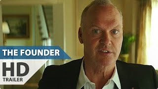 Download The Founder Trailer (2016) Michael Keaton McDonalds Movie HD Video