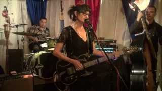Download Rosie Flores - ″Long White Cadillac″ - James Trussart Custom Guitars Video