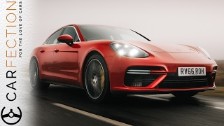 Download Porsche Panamera Turbo: There's No Such Thing As Too Much Power - Carfection Video