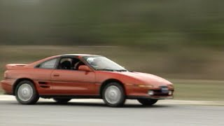 Download MotorWeek | Retro Review: '93 Toyota MR2 Video