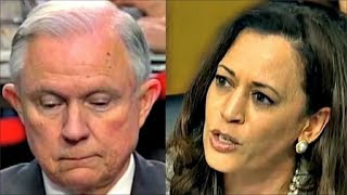 Download Kamala Harris makes Jeff Sessions Nervous Video