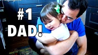 Download BEST FATHER EVER :) June 15, 2014 - itsjudyslife daily vlog Video
