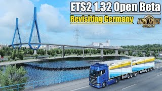 Download ✅ ETS2 1.32 Open Beta / Revisiting Germany and Trailer Ownership Video